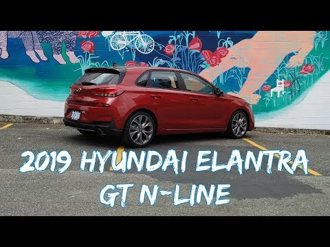 2019 Hyundai Elantra GT N-Line from Family Wheels