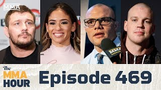 The MMA Hour: Episode 469 (w/ Anthony Smith, Stefan Struve, Valerie Loureda, Matt Mitrione)