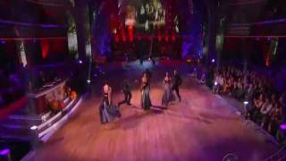 Three 'Dancing with the Stars' Teams - Working Day And Night, Bring Me to Life, Telephone