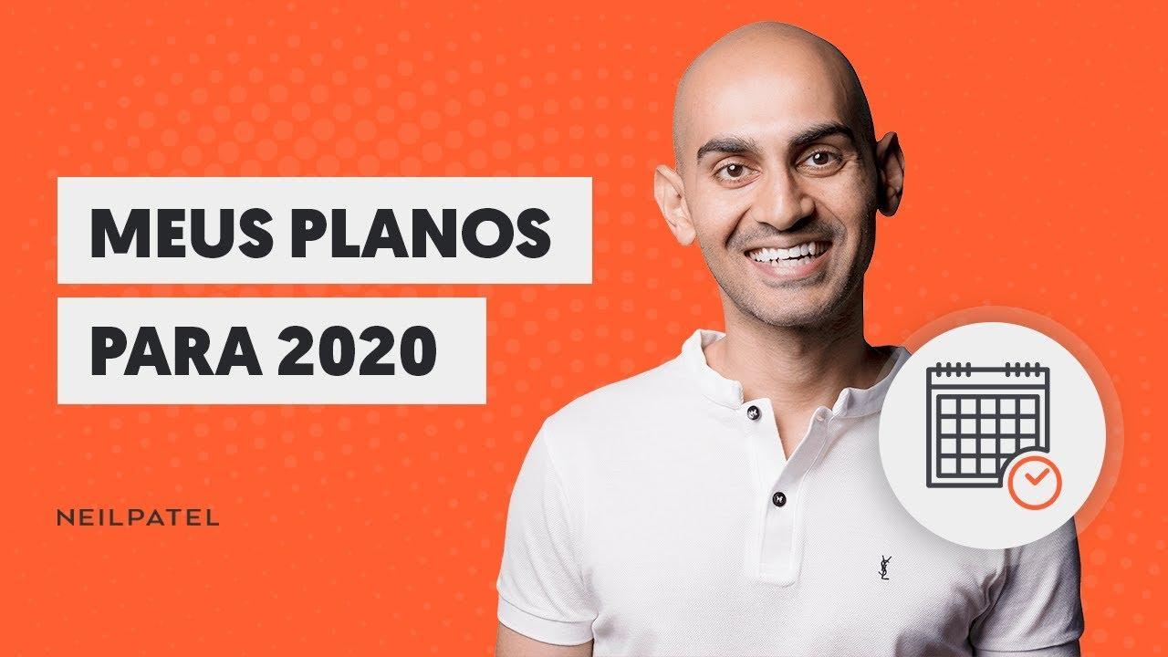 Porque Eu Decidi Inovar Na Indústria de SEO | Meus Planos de Marketing para 2020