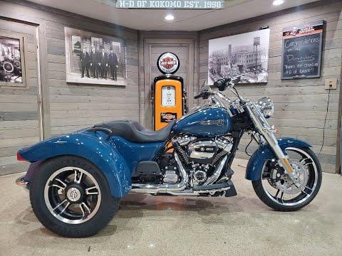 2021 Harley-Davidson Freewheeler® in Kokomo, Indiana - Video 1
