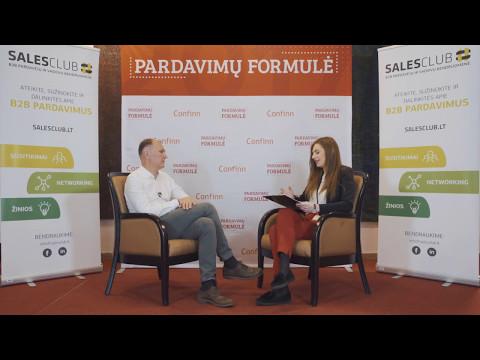 INTERVIU SU DARIUM PIETARIU: Kaip pasiekti protu nesuvokiamus tikslus?