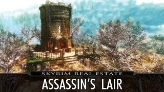 Skyrim Real Estate: Assassin's Lair