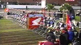 2005 Daytona THQ AMA Supercross Championship Round 10 of 16 (125cc East Round 4 of 7) Part 1