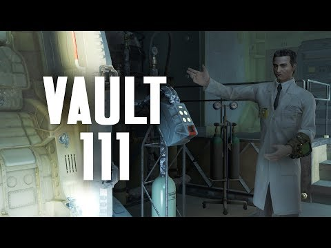 The Full Story of Vault 111 - Fallout 4 Lore