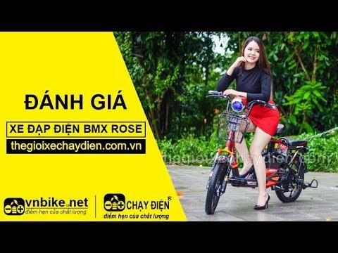 Đánh giá xe đạp điện Bmx Rose