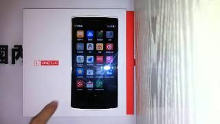 國內手機代購 Oneplus One 一加手機 影片介紹