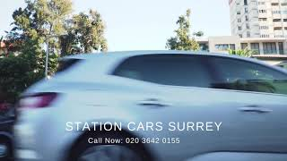 Surrey Airport Transfers