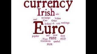 Irish Currency - Euro