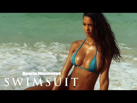 Lais Ribeiro Chases Waterfalls In Her Sumba Island Debut | Uncovered | Sports Illustrated Swimsuit