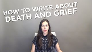 How to Write about Death and Grief | College Essay Tips