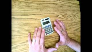 How to Use a Calculator