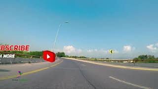 ISLAMABAD City Road View | FPV Mode | Sports Mode View Zero Point to F9 Park