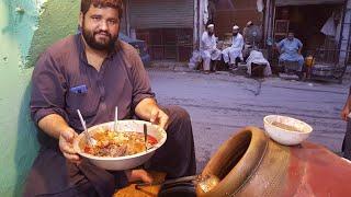 Peshawari Nashta   Subah ka Nashta   Walled City of Peshawar   Peshawari Qalla ( Painda - Sobat )