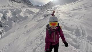 UCPA Freeride Argentiere