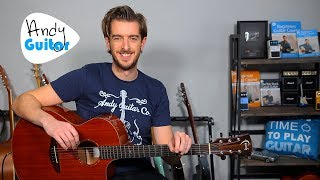 George Ezra   Hold My Girl Guitar Lesson Tutorial [no Capo]