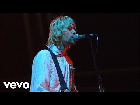 Nirvana - Come As You Are (Live at Reading 1992)