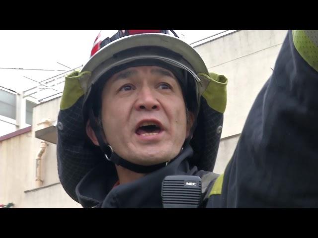 【北九州市消防局PR動画】新規採用編