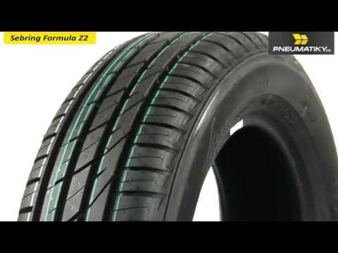 Youtube Sebring Formula Z2 195/65 R15 91 H Letní