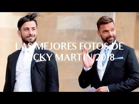 Ricky Martin video Las mejores Fotos de Ricky 2018 - Diciembre 2018