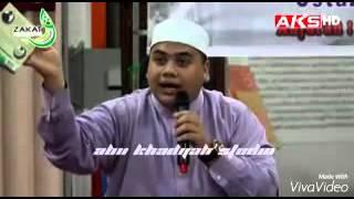 Ustaz Ahmad Husam - Bid'ah Dia Kata Kita Nie Neraka