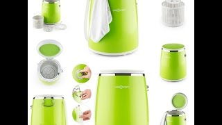 ☘️ oneConcept Ecowash Pico Camping Mini Washing Machine