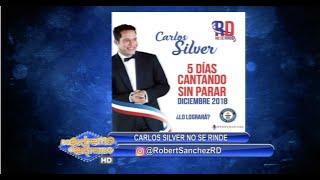 CQC con Robert Sánchez: Carlos Silver ''NO SE RINDE''