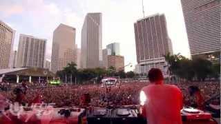 Fedde Le Grand (live) At Ultra Music Festival 2012