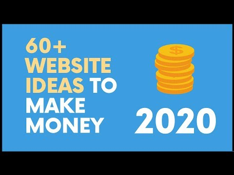 60+ Website Ideas to Start a Lucrative Online Business and Make Money in 2018