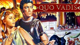 Quo Vadis - San Pedro Se Encuentra Con Cristo (Audio Latino) 1951