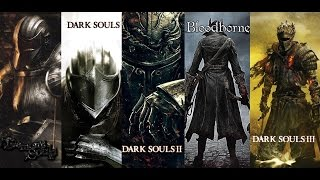 Dark Souls 3 - Bosses Evolution (Demon