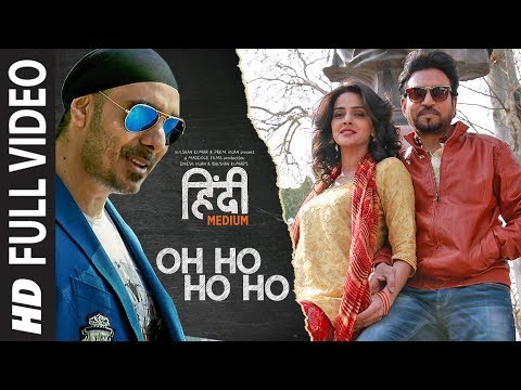 oh ho ho ho remix full video song irrfan khan sukhbir