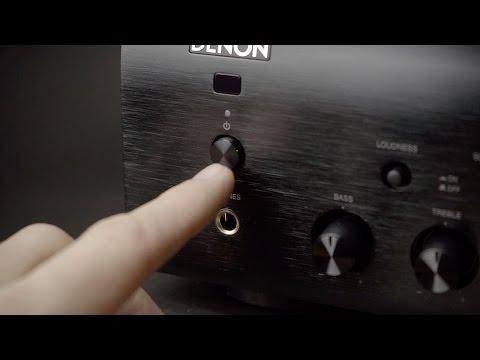 Denon PMA 720 AE Stereo Verstärker [REVIEW DEUTSCH]