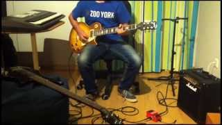 Tribal Seeds - In Your Eyes Cover With Loop Station