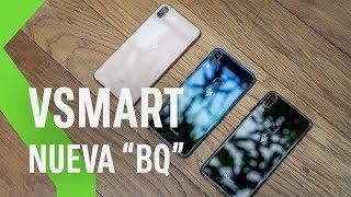 """Vsmart Active 1+, primeras impresiones: Diseño PREMIUM y Android Stock para la """"nueva Bq"""""""