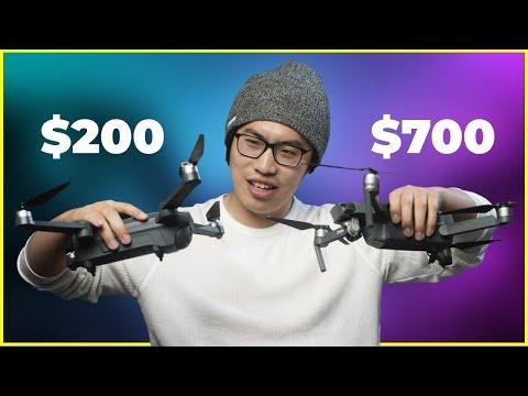 cheap-$200-amazon-drone-vs-dji-mavic-pro--gigadgets-unboxing