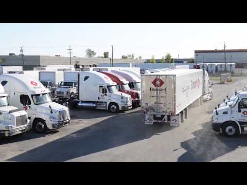 Brossard truck rental / leasing - Corporate 2017