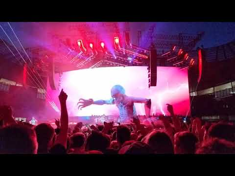 Download Muse New Born Live From Wembley Stadium Video 3GP