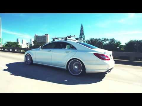 Mercedes-Benz CLS63 AMG | Vossen CVT Directional Wheels | Rims