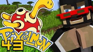 Shuckle  - (Pokémon) - Minecraft: Pokemon Ep. 43 - DON'T **** WITH SHUCKLE