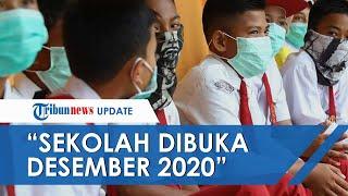 Ikatan Dokter Anak Rilis Anjuran Belajar Mengajar saat Pandemi: Sekolah Dibuka Desember 2020