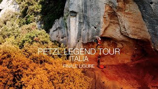 Petzl Legend Tour Italia - Finale Ligure by Petzl Sport