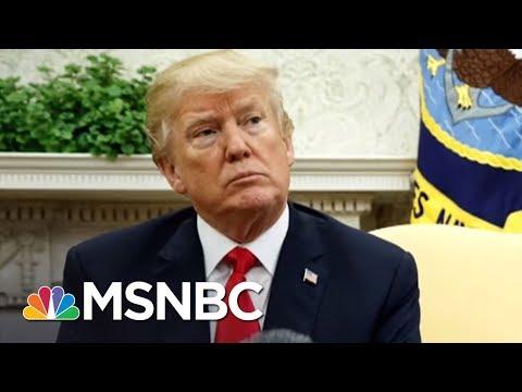 President Donald Trump Makes 'Ill Advised' Move Regarding Robert Mueller | Morning Joe | MSNBC
