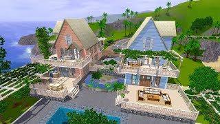 The Sims 3 дома для двойняшек