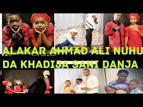 Mene ne Alakar Ahmad Ali Nuhu da Khadija Sani Danja