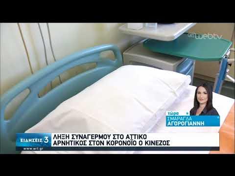 Αρνητικά τα τεστ για κοροναϊό σε Αθήνα και Κοζάνη   12/02/2020   ΕΡΤ