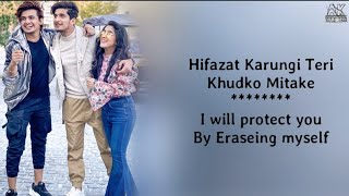Tumhari Yaad Aaye Hai Lyrics With English   - YouTube