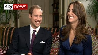 Принц Уильям и Кэтрин Миддлтон, Prince William And Kate's First Interview Since Getting Engaged
