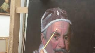 Oil Painting, Old Masters Method