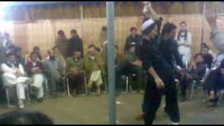 preview picture of video 'Peshawar Nouman dance in Charsadda.mp4'
